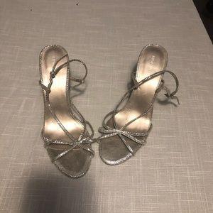 Nine West Strappy Dress Heels